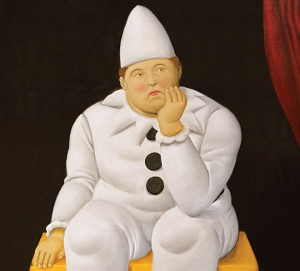 Botero: a dialogue with Picasso