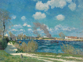 Exposition Sisley l'impressionniste